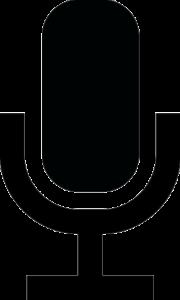 Keynote Speaker Microphone Icon
