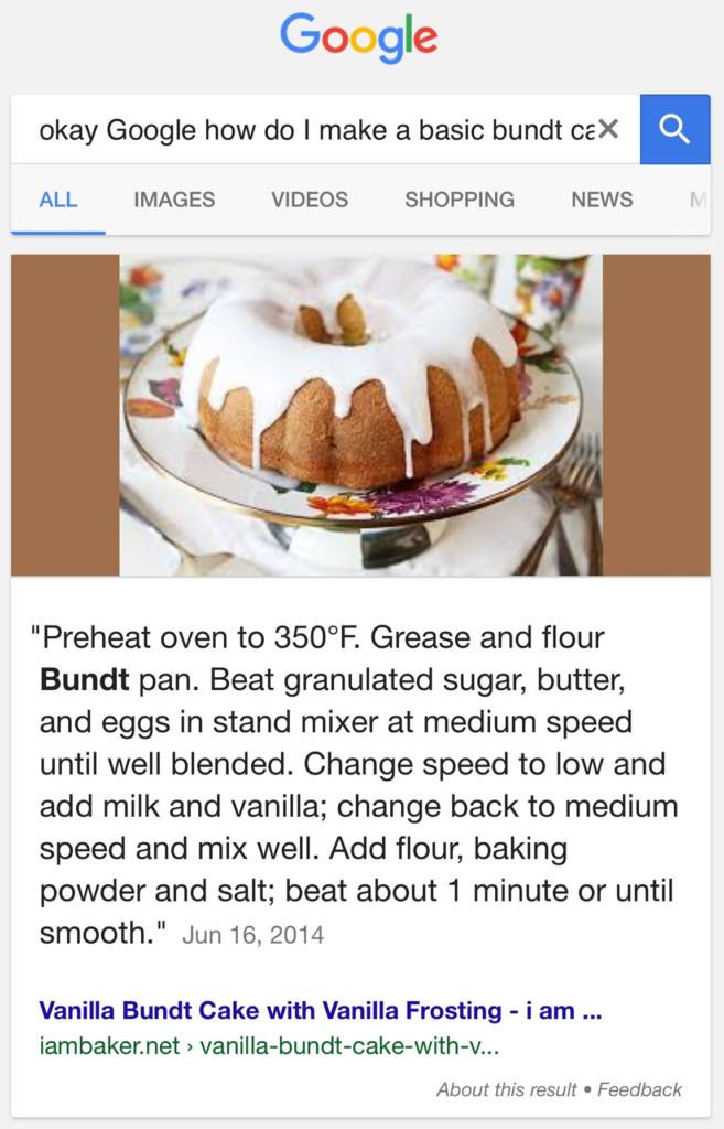 How Long Does A Basic Cake Take To Bake