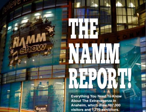 NAMM Members Pointed Toward the Future
